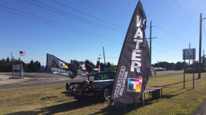 14ft printed feather flag typestries