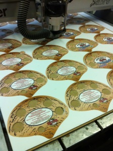 flatbed direct print and contour cut chowderfest LBI RCTB reclaim the bay